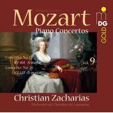 Mdg Piano Concertos Vol. 9: Concertos Nos. 12 & 26