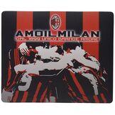 Techmade Bleue Caisse de la Tablette, Tapis de souris AC Milan de 7
