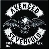 Avenged Sevenfold Magnet Metal Avenged Sevenfold