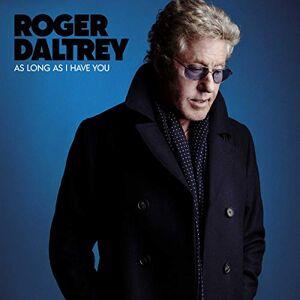 Roger Daltrey As Long As I Have You (Blue Vinyl) [Import] - Publicité