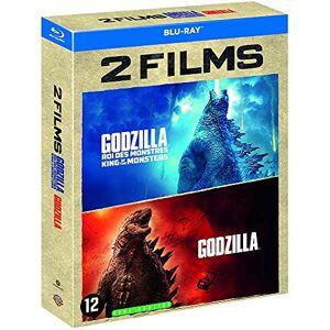 Godzilla + Godzilla : Roi des Monstres [Blu-Ray] - Publicité