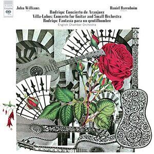 Rodrigo : Concerto de Aranjuez Villa-Lobos : Concerto pour guitare - Publicité