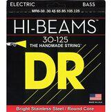 DR String MR6-30 Hi-Beam Jeu de cordes pour guitare basse