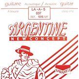 Savarez Saiten für Akustikgitarre Argentine La5 .037-1015MF