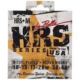 La Bella Labella HRSM Séries HRS Jeu de Cordes pour Guitare Electrique 10/48 Medium