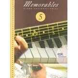 Nueva Carisch España Coleccion-Memorables Vol. 5(pvg)