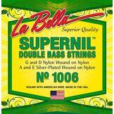 La Bella 1006 Supernil Kontrabass Saiten