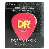 DR E DRAG DSE-11 Dragon Skin Handmade Jeu de cordes pour Guitare électrique 11-50