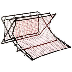 PURE 2 IMPROVE P2I100440 Filet de Football Unisex Adult, Rouge/Noir, 111.7x105.5x63.5 cm - Publicité