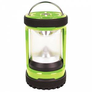 COLEMAN Lanterne électrique Vert 200 lumens - Publicité