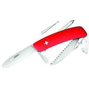 Swiza Kinderme. J06 Couteau de poche pour enfant Rouge - Publicité