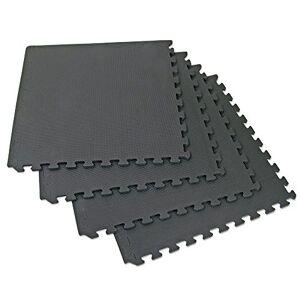 66FIT Tapis interconnectables EVA 60 cm x 60 cm x 13 mm x 4 pièces - Publicité