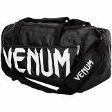 Venum Sparring Sac de sport grand format, 63 liters, Noir (Nero/bianco)