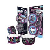 Dekoback 01-14-00785Monster High Lot de 50 caissettes pour Muffins «Monster High»