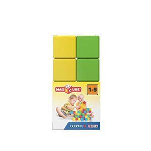 Geomag MagiCube GM147 bloc de construction jouet Blocs de construction jouet (Multicolore, 8 pice(s), Carré, Uniforme, Enfant, Garon/Fille) - Publicité