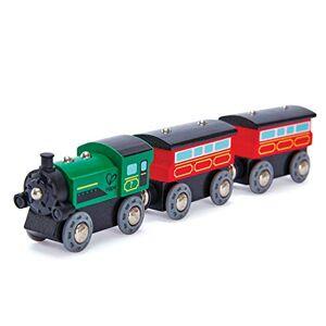 Hape - Train  Vapeur, E3719 - Publicité