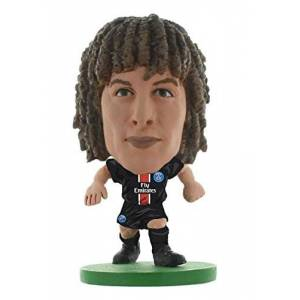 SOCCERSTARZ SOC711 Paris St Germain David Luiz Kit Maison Version 2017 - Publicité