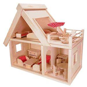 ABA Petite Maison avec Meubles - Publicité