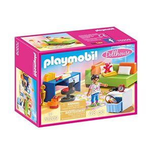 Playmobil Chambre d'Enfant avec Canapé-Lit 70209 - Publicité