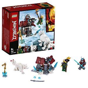 Lego -NINJAGO L'épopée de Lloyd Jeu pour Enfant 6 Ans et Plus, Briques de Construction Garon et Fille, 81 Pices 70671 - Publicité