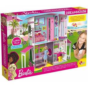 Lisciani - Barbie Maison DE BARBIE-68265, 68265, Multicolore - Publicité
