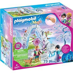 Playmobil Frontire Cristal du Monde de l'Hiver 9471 - Publicité