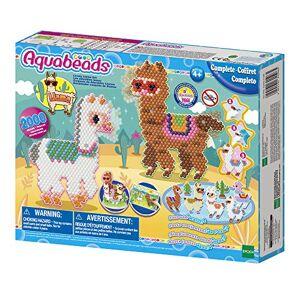 Aquabeads Les Adorables Lamas 31596 Coffret Loisirs Créatifs - Publicité