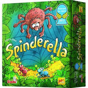 Zoch Spinderella, Couleurs Mixtes, 601105077009. Publicité