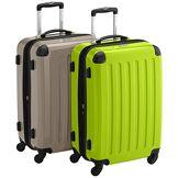 HAUPTSTADTKOFFER Sets de Bagages, 65 cm, 148 L, Multicolore