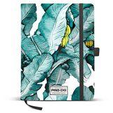PRODG PRODG Diary 13x21 cm Varadero Accroche-Sac, 21 cm, Multicolore (Multicolored)