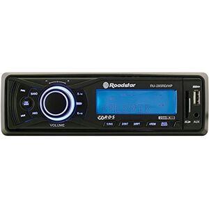 Roadstar RU-285RD/HP Autoradio USB Carte SD Noir - Publicité