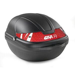 Givi CY14N Vélo-Topcase Bici 14 LTR. Noir uni, Capacité Max. de Chargement: 2 kg/Taille: 306 x 222 x 330 mm - Publicité