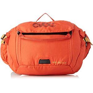 EVOC Sports Hip Pack 3L + 1.5L Bladder Taille Unique Orange - Publicité