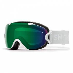 SMITH I/OS Masque de Ski Femme, White Vapor