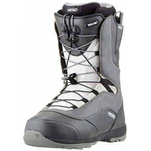 Nitro Snowboards Venture TLS '20 All Mountian Freeride Freestyle Chaussures de Snowboard pour Homme Noir/Anthracite 31,5 - Publicité