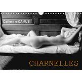 Catherine CAMUS CHARNELLES 2020: Nus feminins sensuels