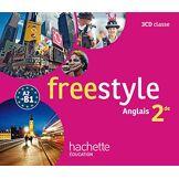 Peter Chilvers Freestyle anglais 2de - CD audio classe - Edition 2014