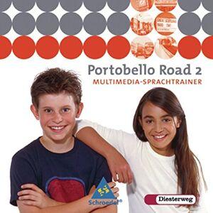 DIESTERWEG; SCHROEDEL SOFTWARE Portobello Road 2. Multimedia-Sprachtrainer. CD-ROM für Windows 95/98/2000XP.  (Lernmaterialien) [import allemand] - Publicité