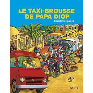Epanya, Christian Le taxi brousse de Papa Diop - Publicité