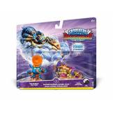 ACTIVISION Figurine Skylanders : Superchargers - Dual Pack - Big Bubble Pop Fizz + Soda Skimmer