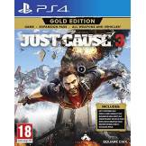 Square Enix Just Cause 3 Gold Edition PS4 (New)