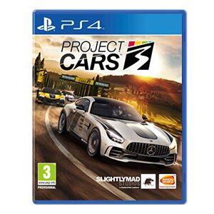 Bandai Project Cars 3 (PS4) Import UK - Publicité