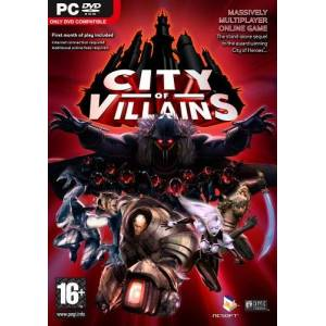 NCsoft City of Villains (PC) [Import anglais]