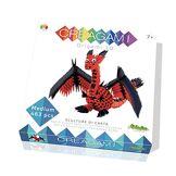 CreativaMente Creagami Dragon Multicolore 723
