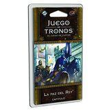 Juego de Tronos Jeu de Game of Thrones-La Paix du Roi, Jeu de Cartes (Edge Entertainment edggt04)