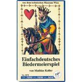Piatnik - 2870 einfachdeutsches biedermeierspiel