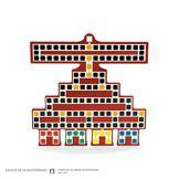 Juegos De La Antigüedad Jeux de l'Antiquité-Set de Table, Couleur Bois de hêtre (Games Pic Pao 039)