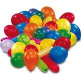 Tifany 8013383.0 Ballon Multicolore Lot de 100