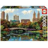 Educa Borras Educa Borrás - 17136.0 - Puzzle - Central Park Bow Vridge - Alexander Chen - 8000 Pièces
