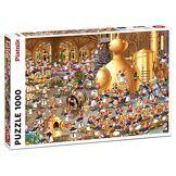 Piatnik - 5465 - Puzzle - Ruyer - Brasserie - 1000 Pièces